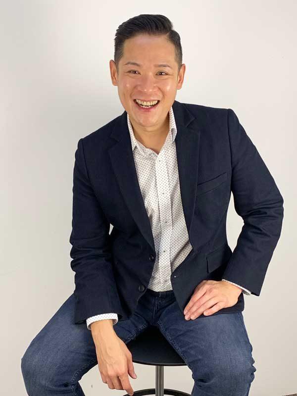 David Teh   Co-founder & Executive Director of Imaginate Asia